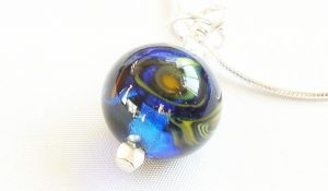 Starry Night Pendant Necklace