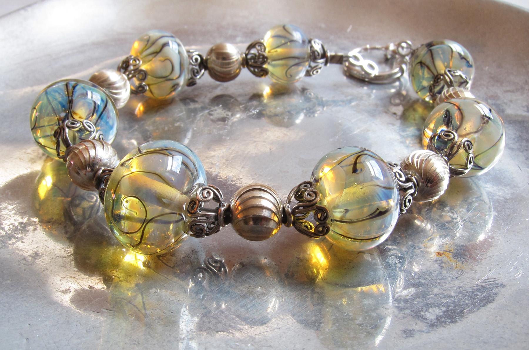 Bracelets – Bad Kitty Glass