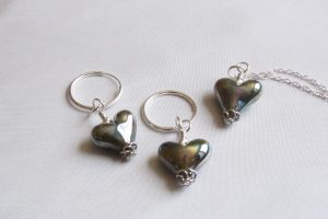 Gunmetal Heart Set