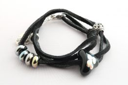 Leather and Suede Bracelets